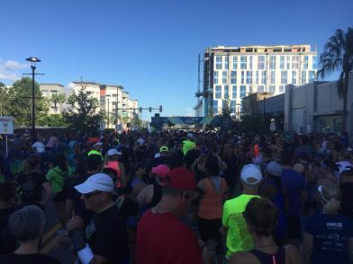 Run Nona 5K pre race
